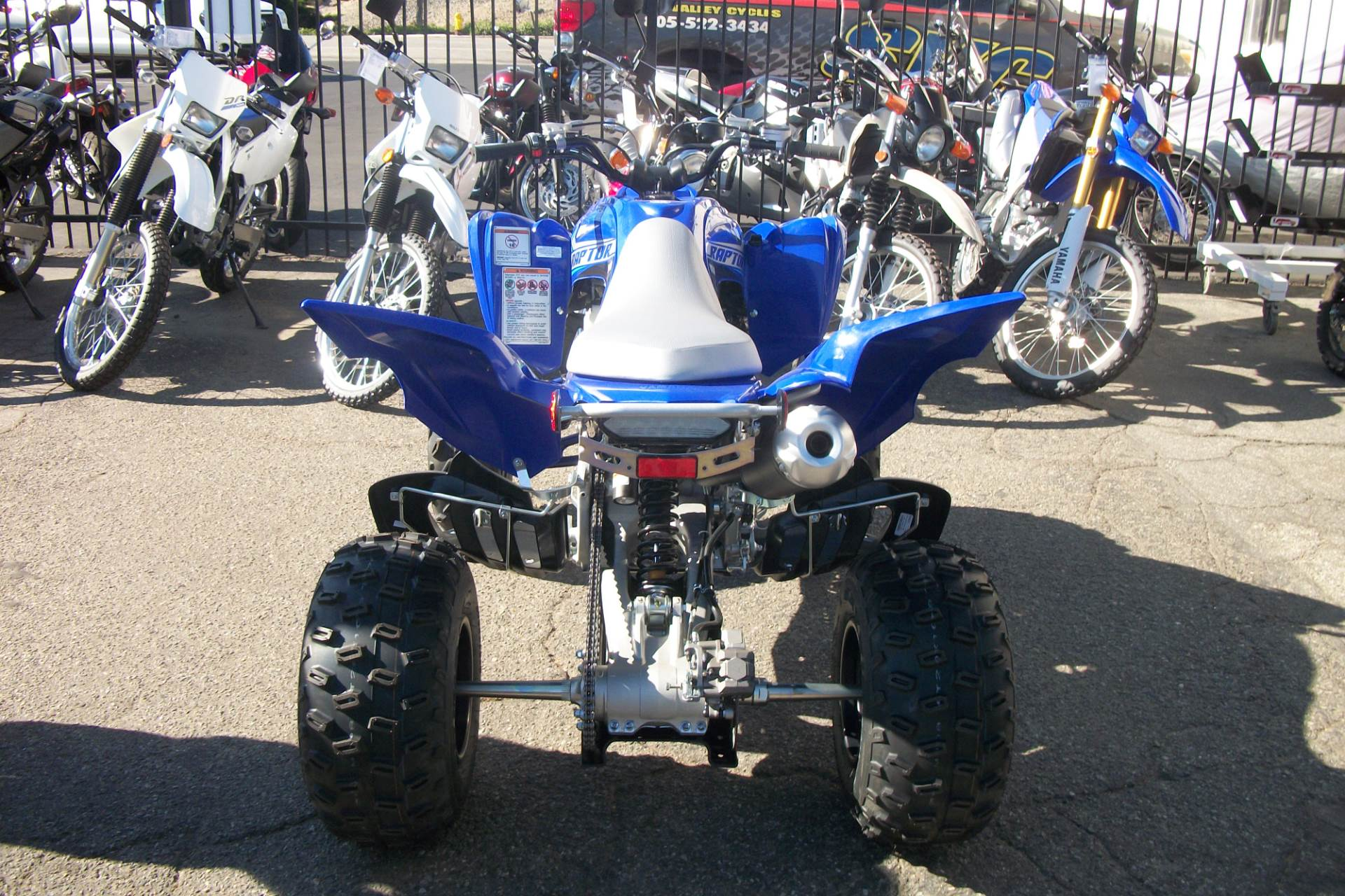 2020 Yamaha Raptor 700R in Simi Valley, California - Photo 5