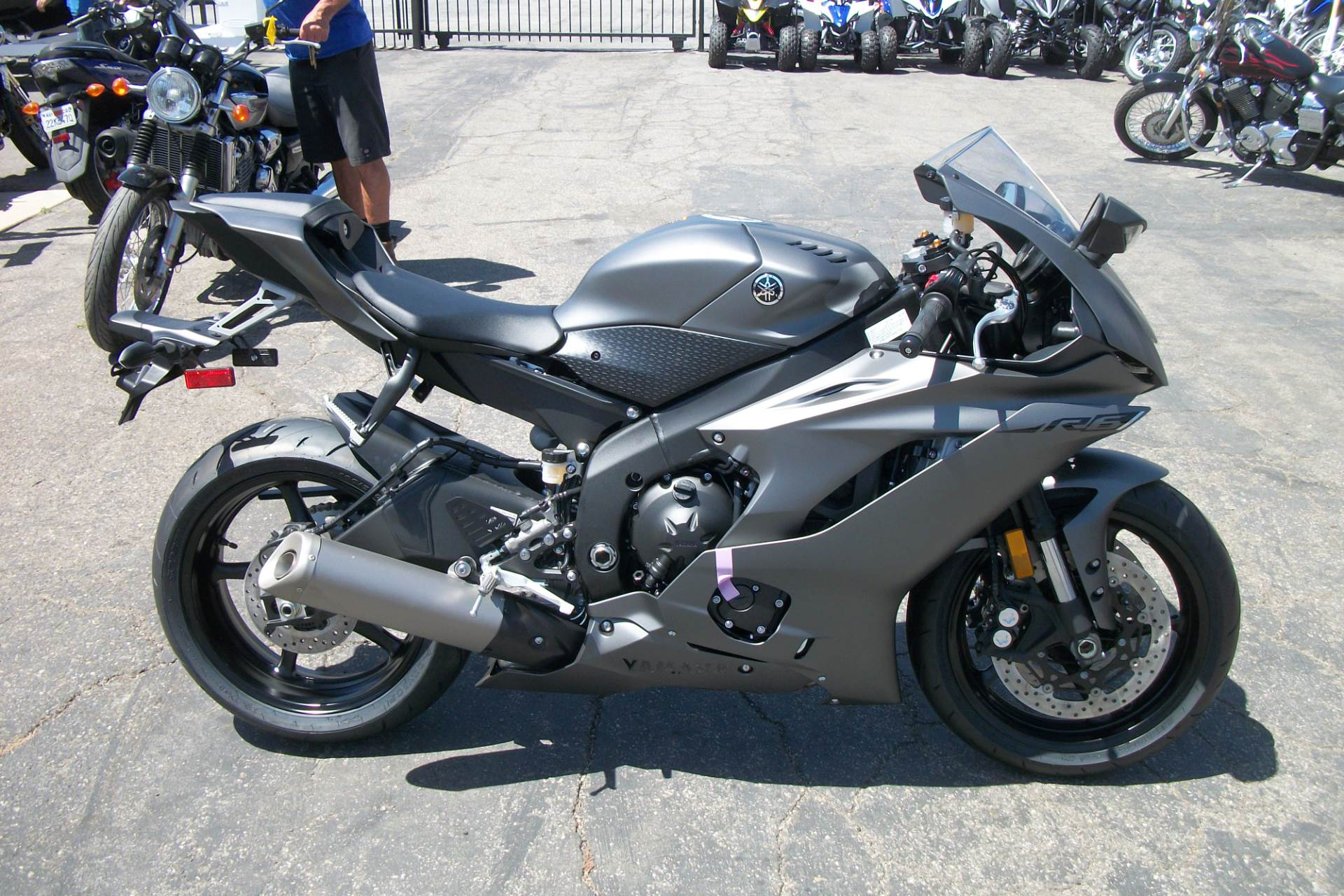 new 2018 yamaha yzf r6 motorcycles in simi valley ca