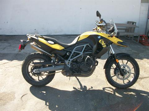 2012 BMW F 650 GS in Simi Valley, California