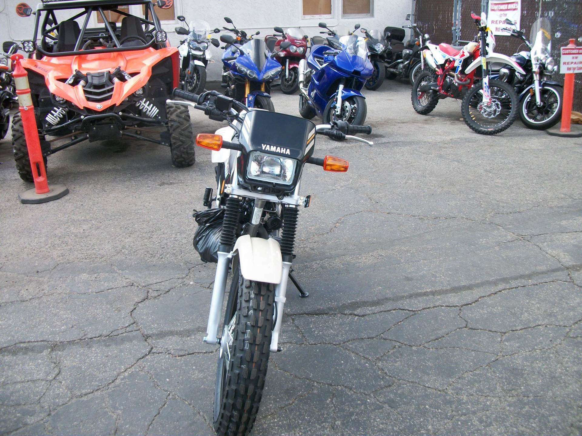 2020 Yamaha TW200 in Simi Valley, California - Photo 3