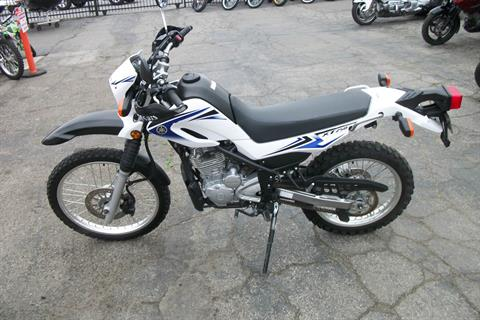 2009 Yamaha XT250 in Simi Valley, California