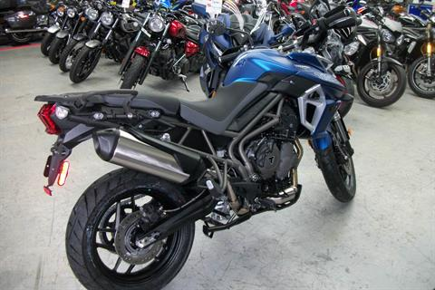 2018 Triumph Tiger 800 XCa in Simi Valley, California