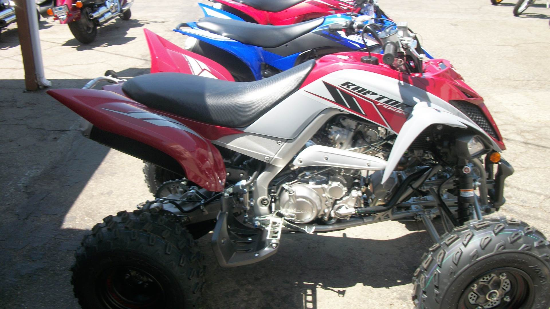 2020 Yamaha Raptor 700R SE in Simi Valley, California - Photo 1