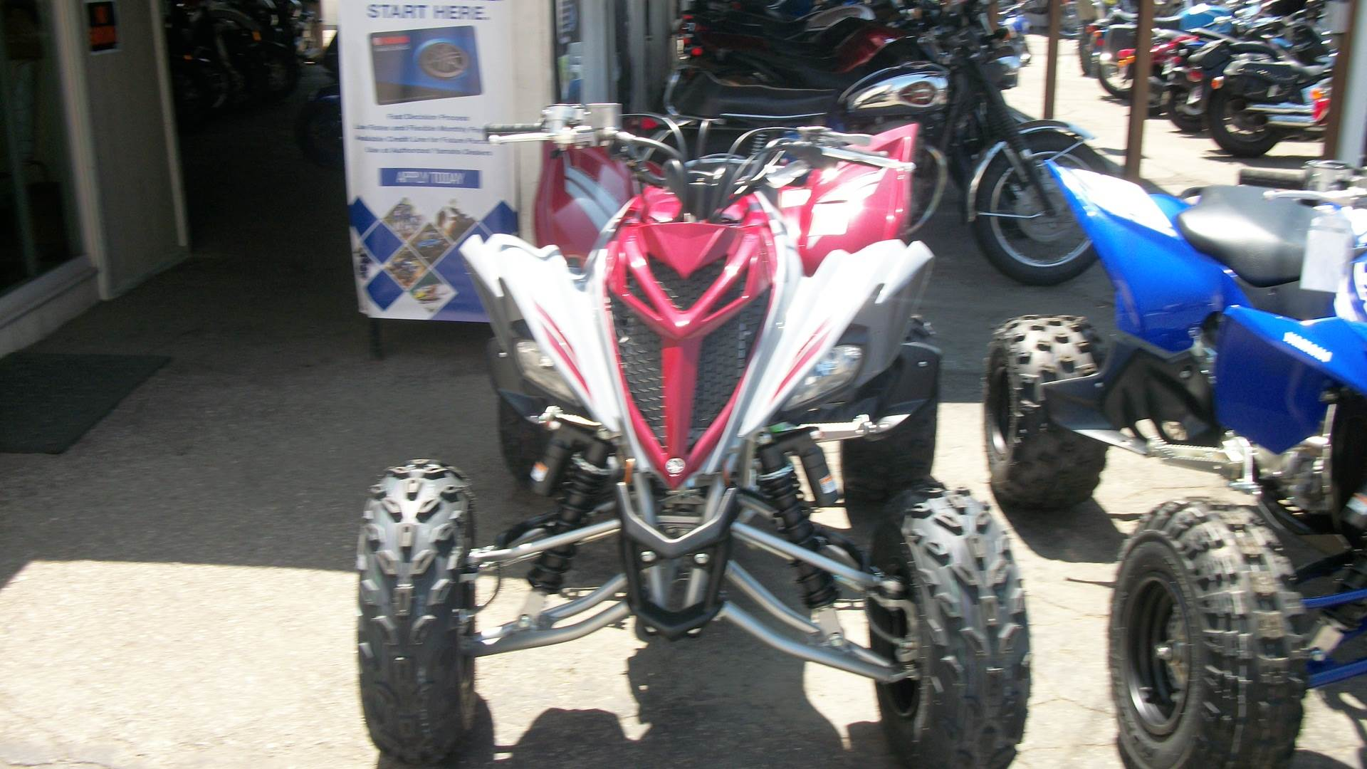 2020 Yamaha Raptor 700R SE in Simi Valley, California - Photo 2
