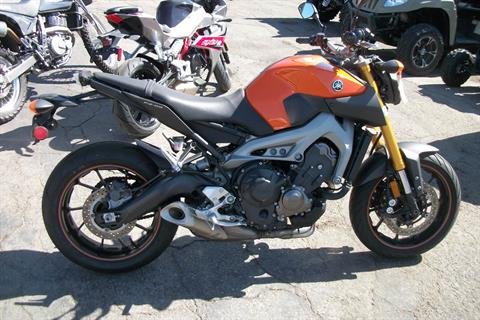 2014 Yamaha FZ-09 in Simi Valley, California