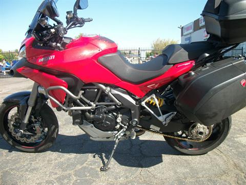 2014 Ducati Multistrada 1200 S Touring in Simi Valley, California - Photo 1