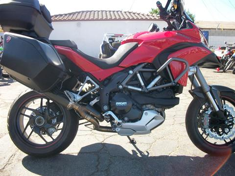 2014 Ducati Multistrada 1200 S Touring in Simi Valley, California - Photo 2