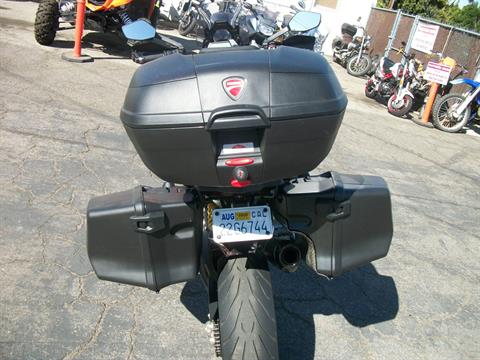 2014 Ducati Multistrada 1200 S Touring in Simi Valley, California - Photo 3