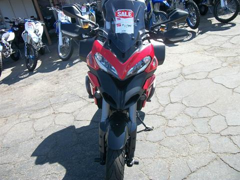 2014 Ducati Multistrada 1200 S Touring in Simi Valley, California - Photo 5