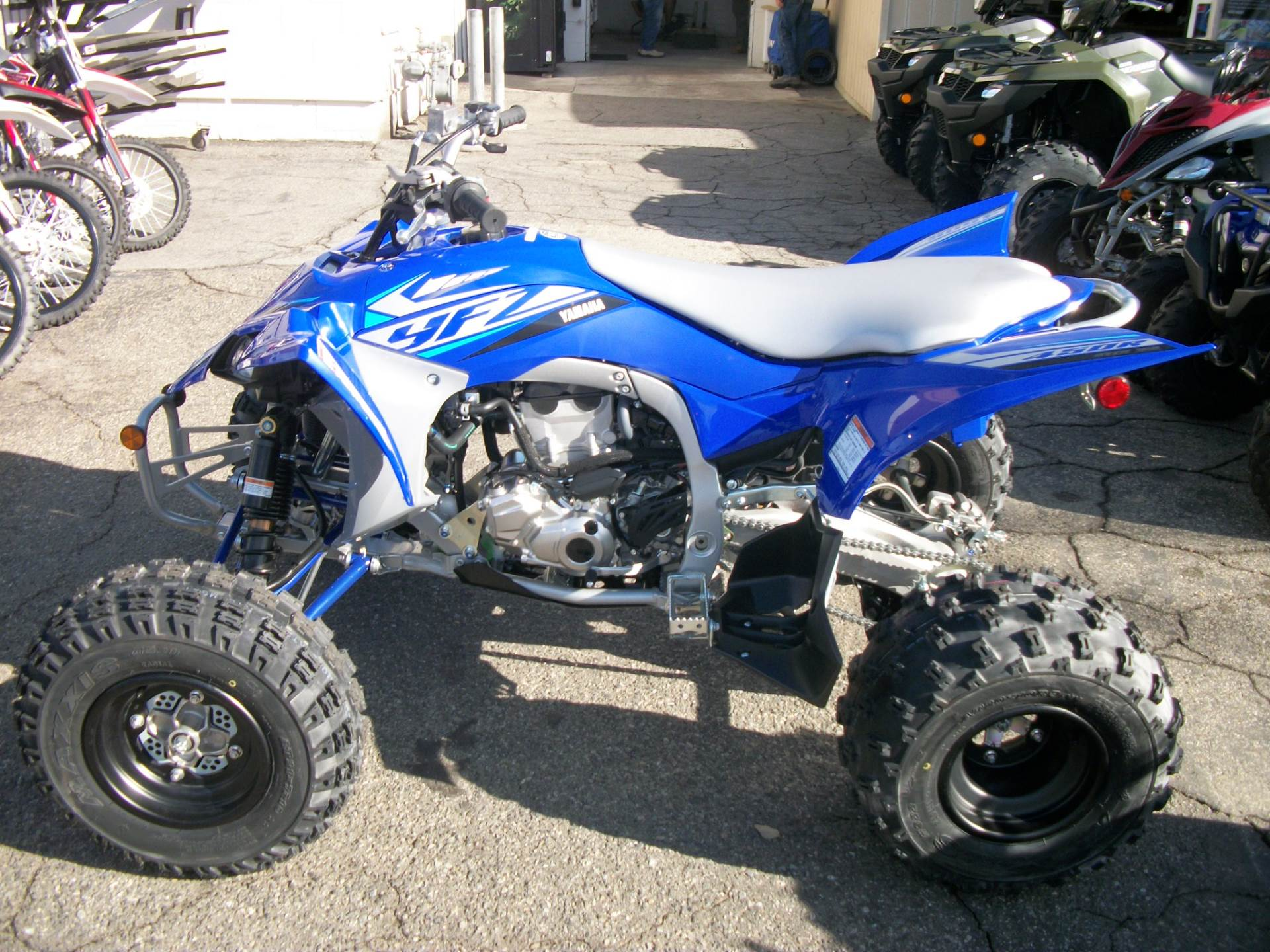 2020 Yamaha YFZ450R in Simi Valley, California - Photo 1