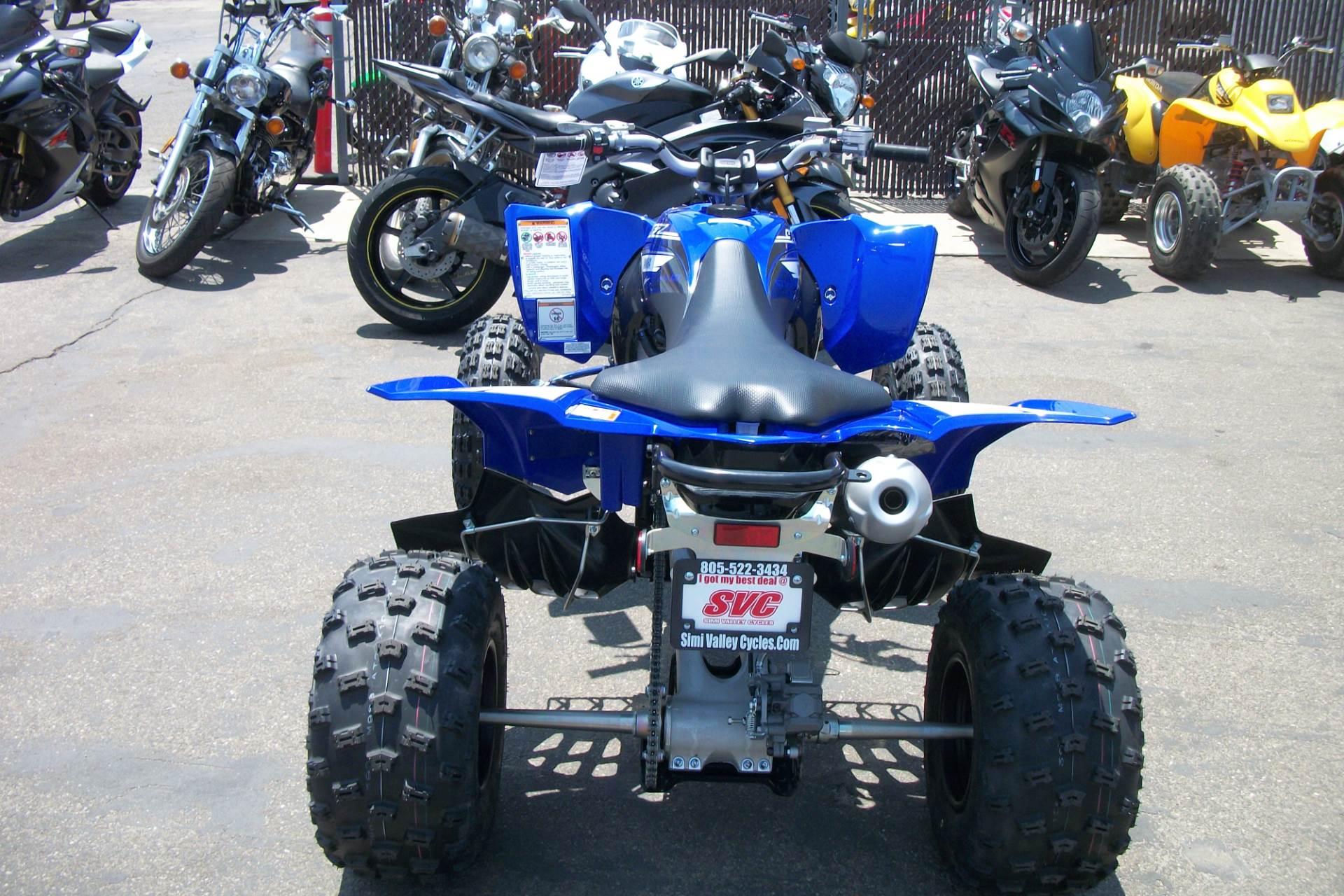 2019 Yamaha YFZ450R in Simi Valley, California