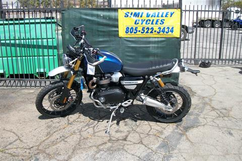 2019 Triumph Scrambler 1200 XE in Simi Valley, California - Photo 1
