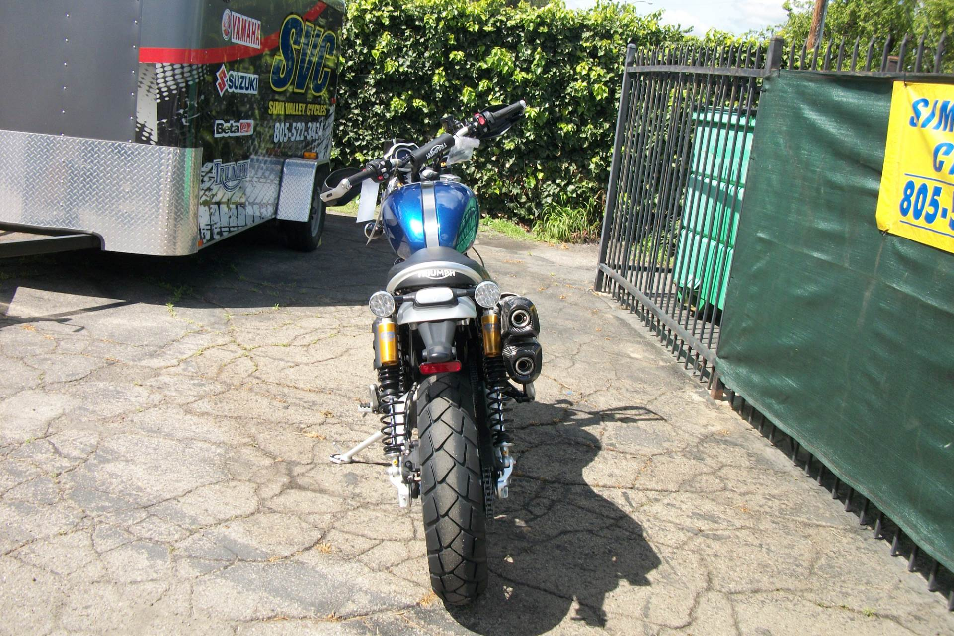 2019 Triumph Scrambler 1200 XE in Simi Valley, California - Photo 4