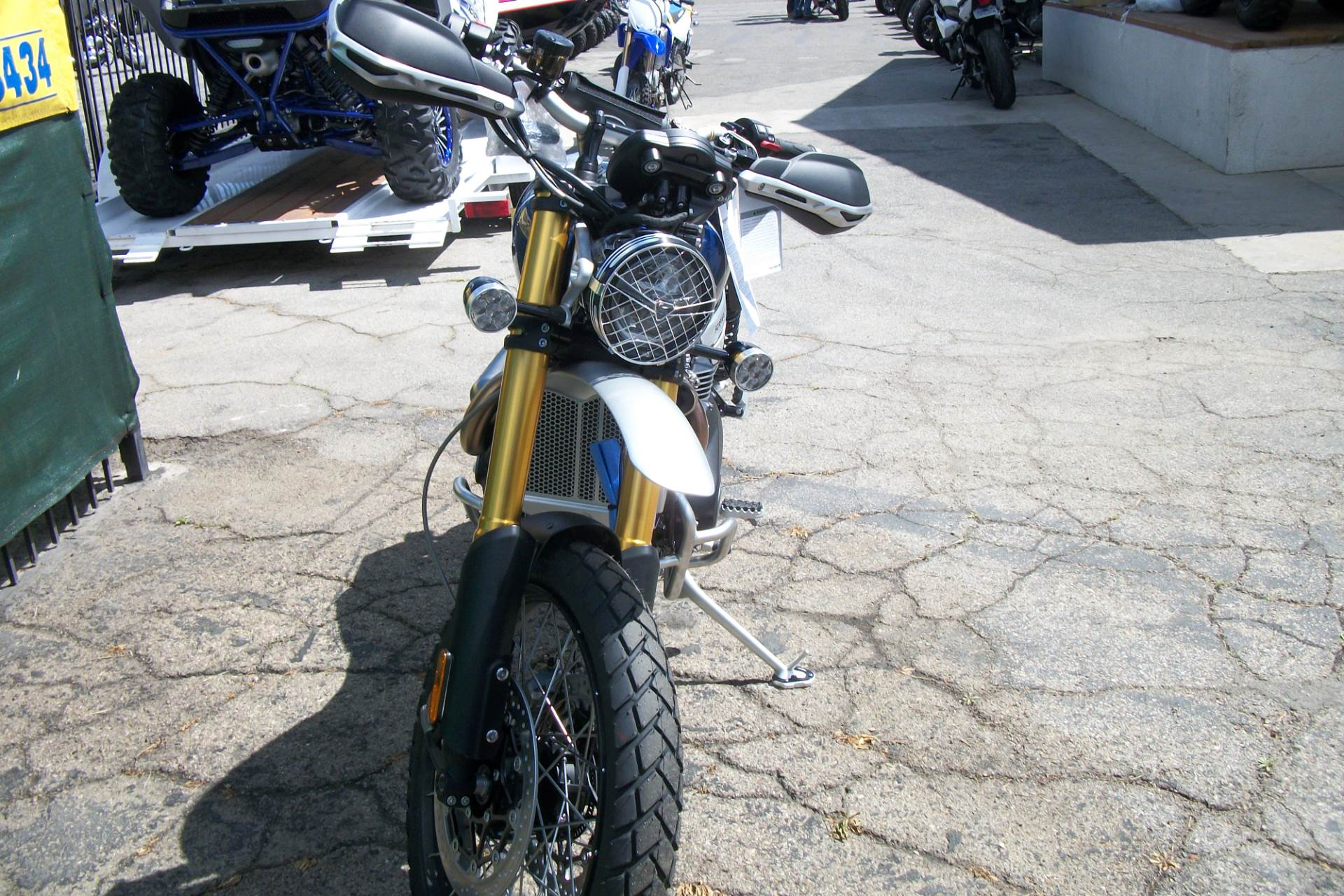 2019 Triumph Scrambler 1200 XE in Simi Valley, California - Photo 5