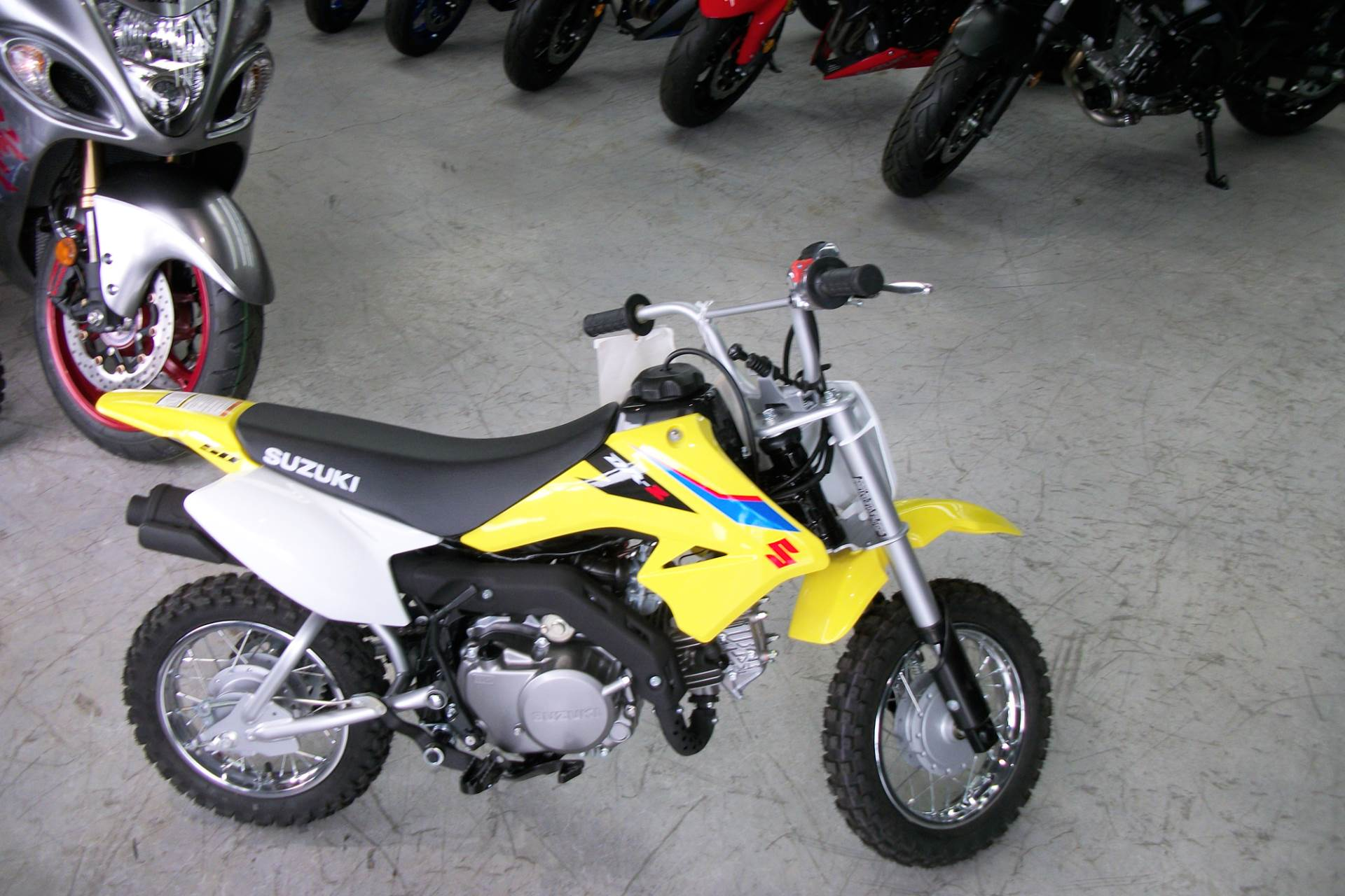 2019 Suzuki DR-Z50 in Simi Valley, California - Photo 1