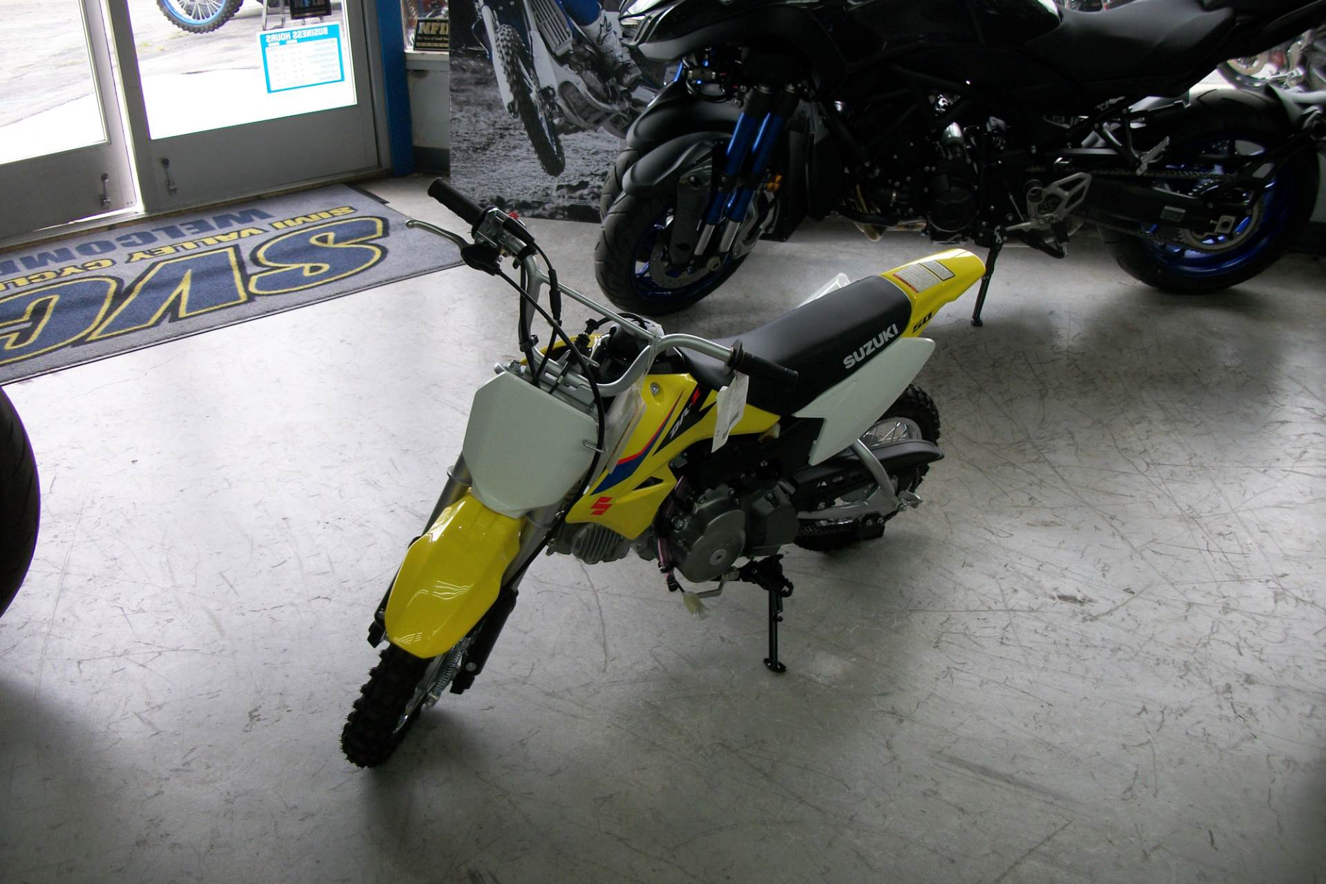 2019 Suzuki DR-Z50 in Simi Valley, California - Photo 2