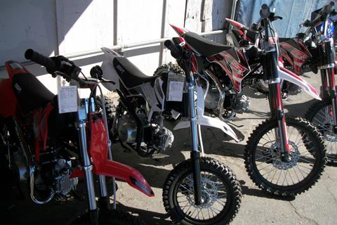 2019 SSR Motorsports SRN125 in Simi Valley, California