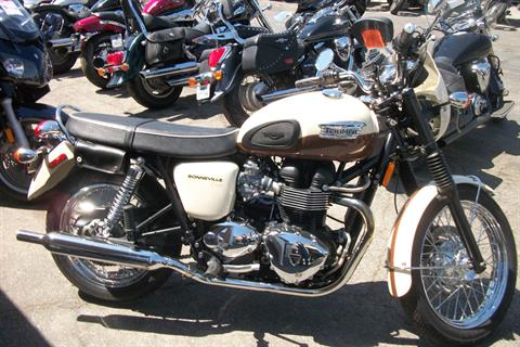 2011 Triumph Bonneville T100 in Simi Valley, California