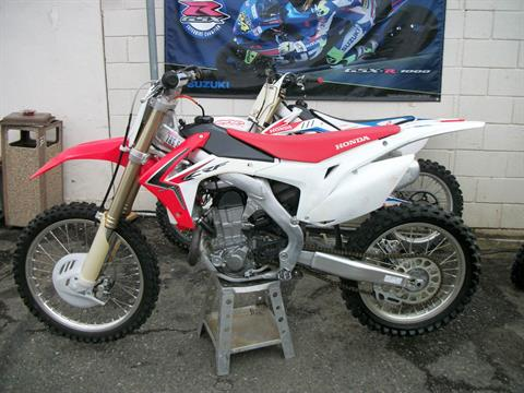 2014 Honda CRF®450R in Simi Valley, California