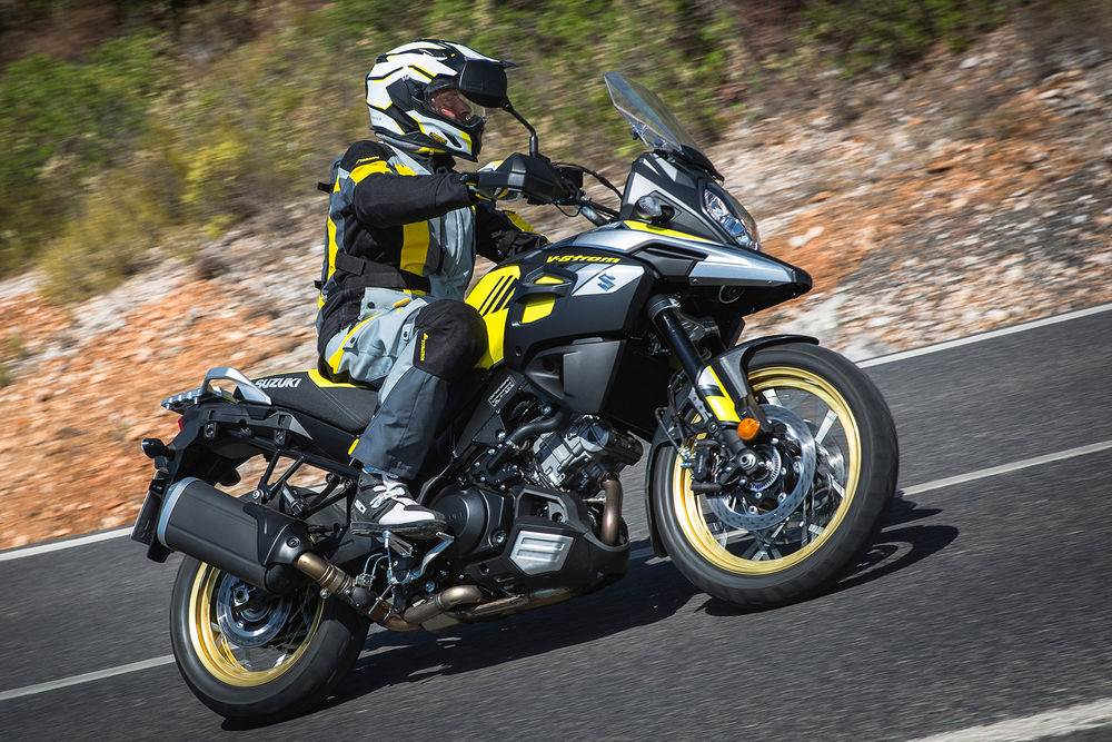 2018 Suzuki DL1000XA in Simi Valley, California