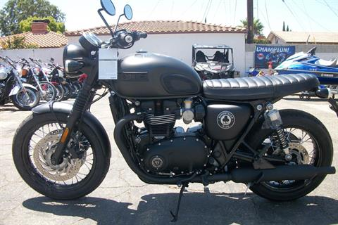 2020 Triumph Bonneville T120 ACE in Simi Valley, California