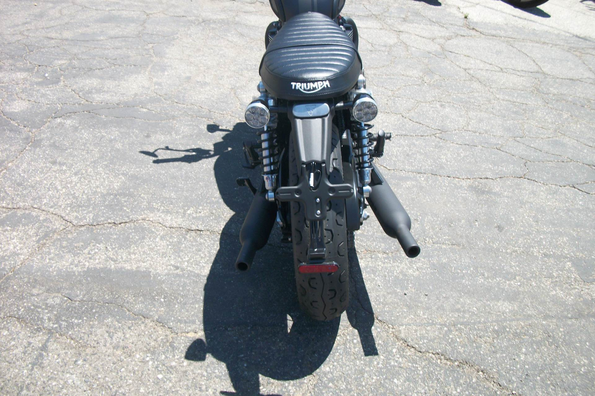 2020 Triumph Bonneville T120 ACE in Simi Valley, California - Photo 4