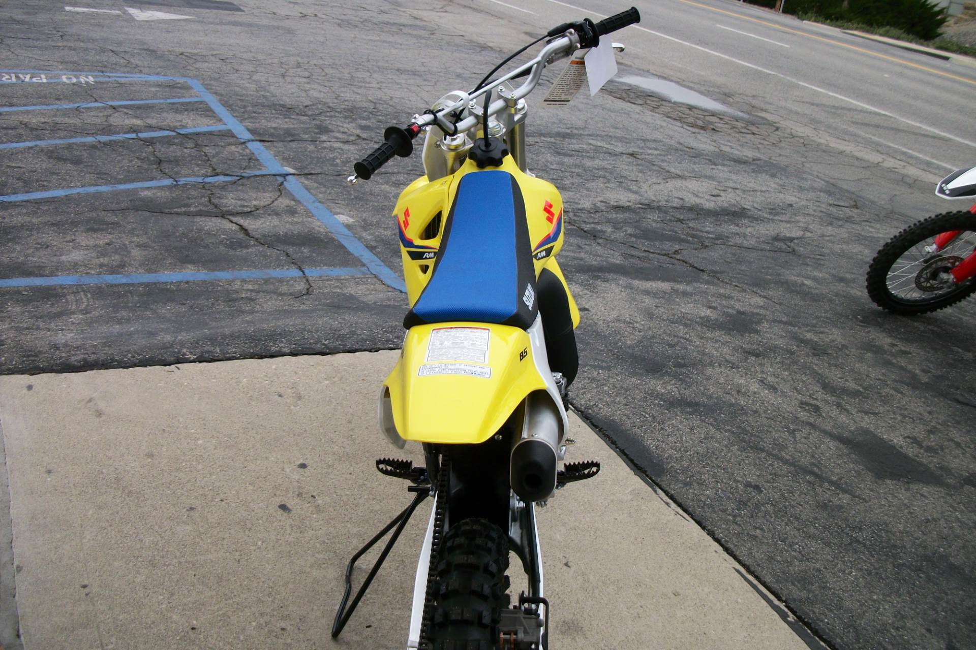 2019 Suzuki RM85 in Simi Valley, California - Photo 3