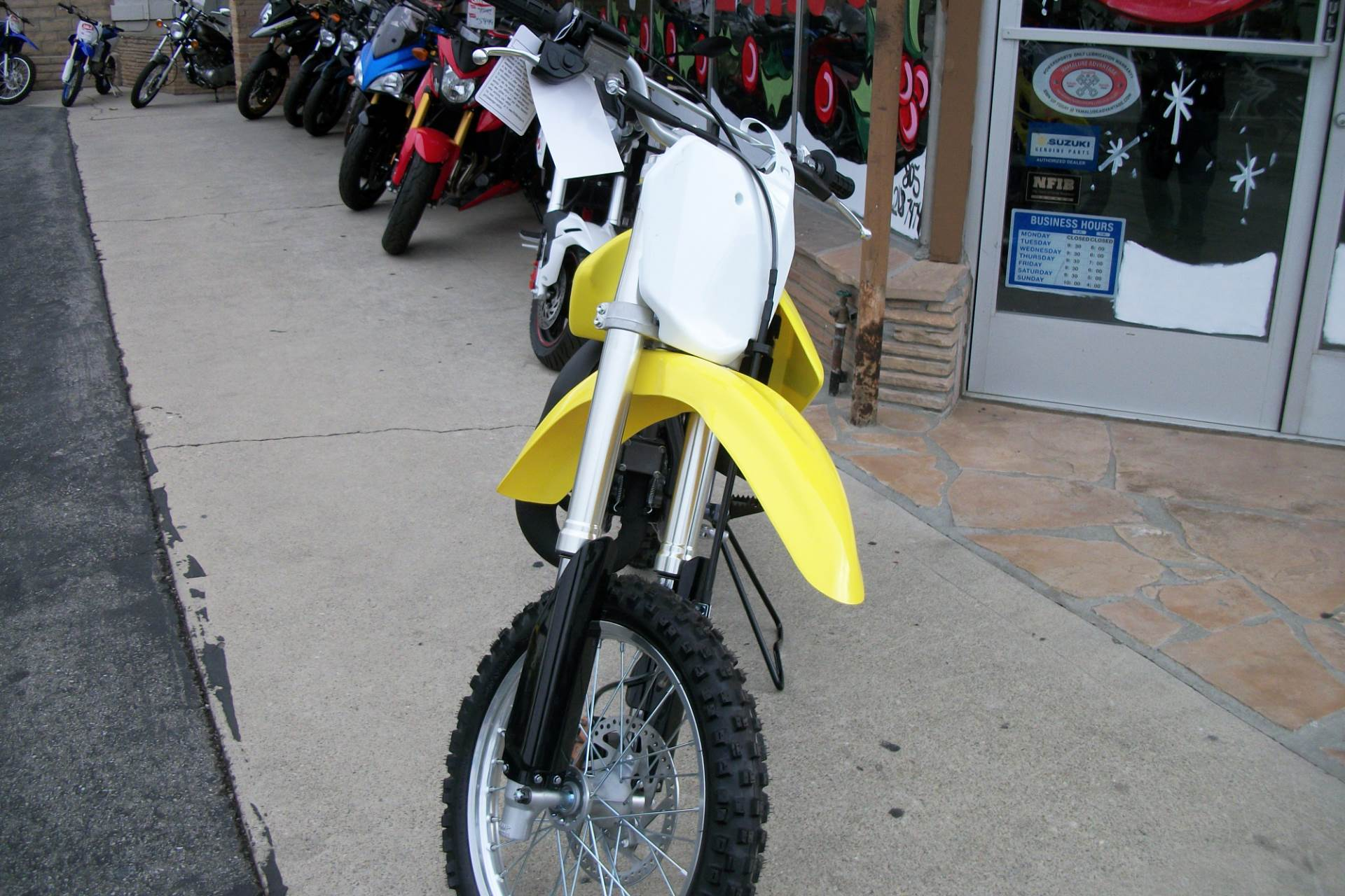 2019 Suzuki RM85 in Simi Valley, California - Photo 4