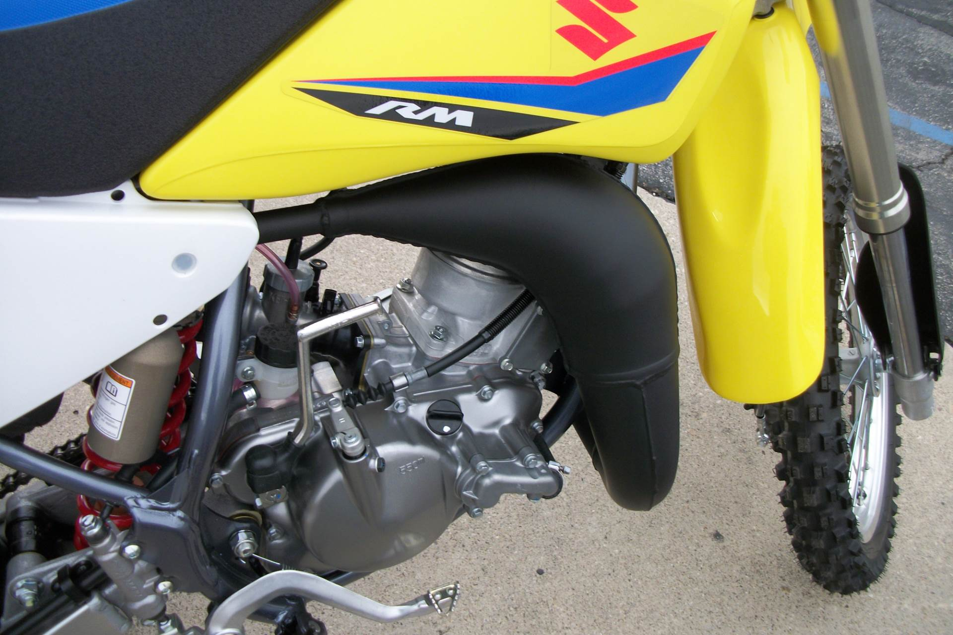2019 Suzuki RM85 in Simi Valley, California - Photo 5