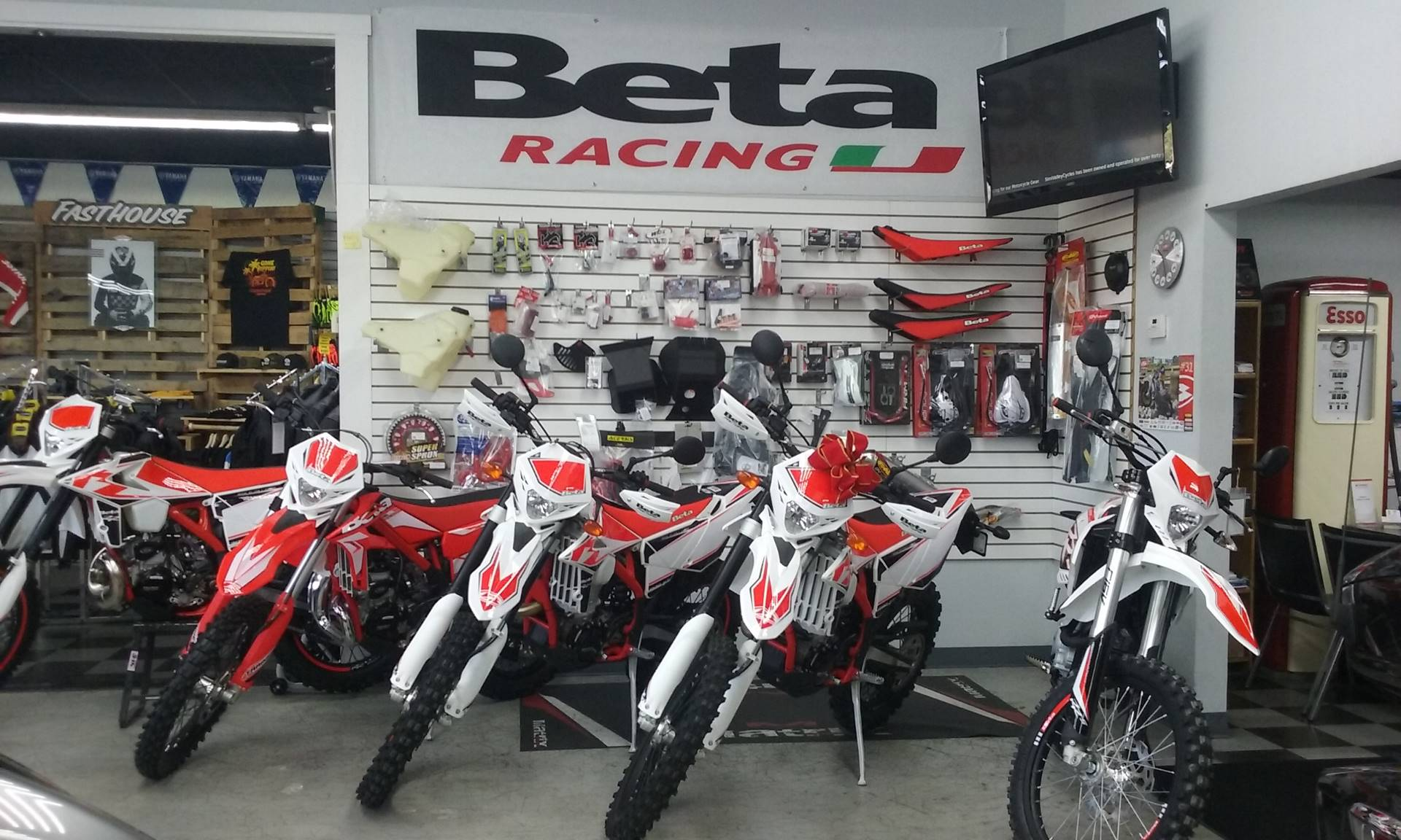 2019 Beta 390 RR-S 4-Stroke in Simi Valley, California - Photo 1