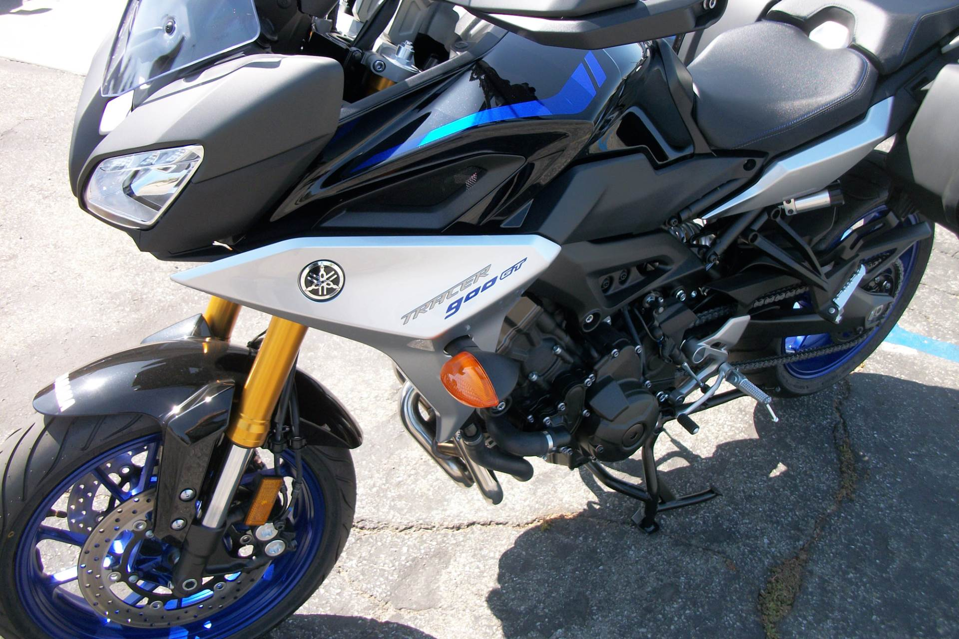 2019 Yamaha Tracer 900 GT in Simi Valley, California - Photo 8
