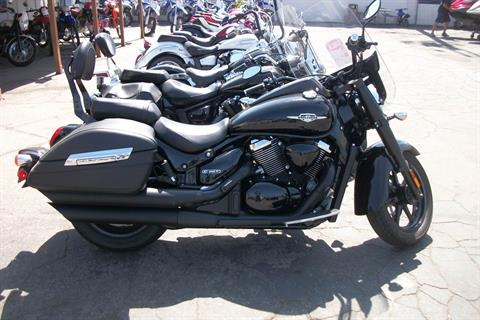 2013 Suzuki Boulevard C90T B.O.S.S. in Simi Valley, California