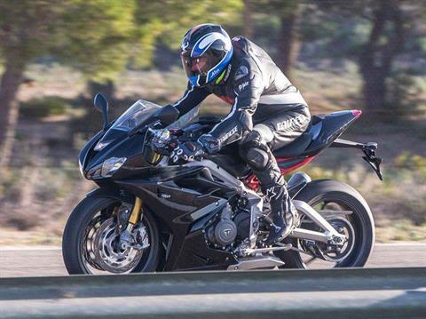 2020 Triumph DAYTONA 765 TFC in Simi Valley, California