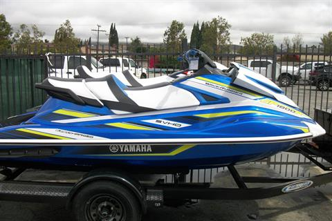 2019 Yamaha GP1800R in Simi Valley, California - Photo 1