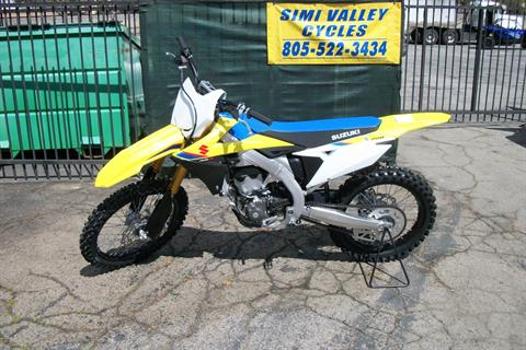2019 Suzuki RM-Z250 in Simi Valley, California