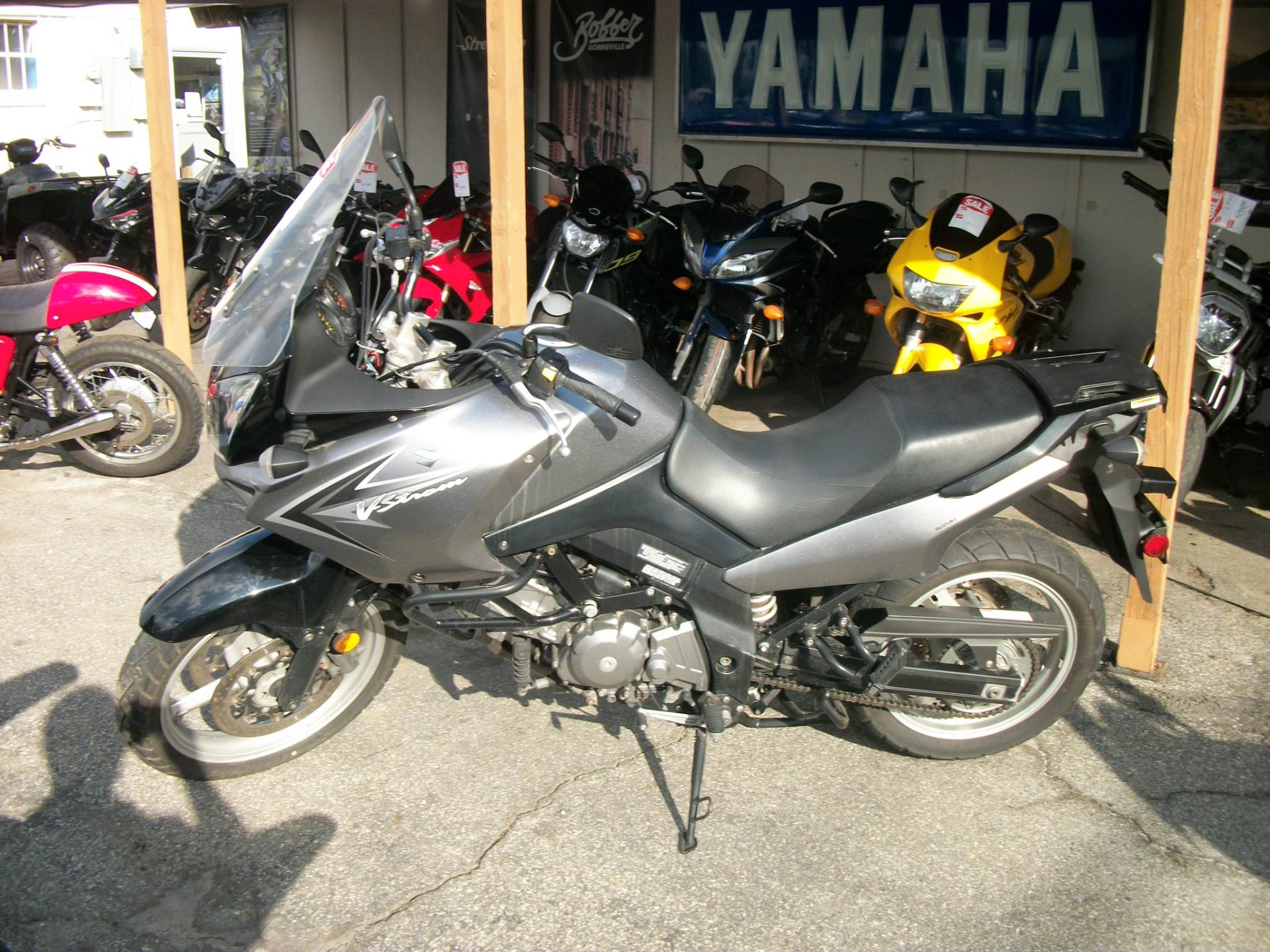 2009 Suzuki V-Strom 650 in Simi Valley, California - Photo 1