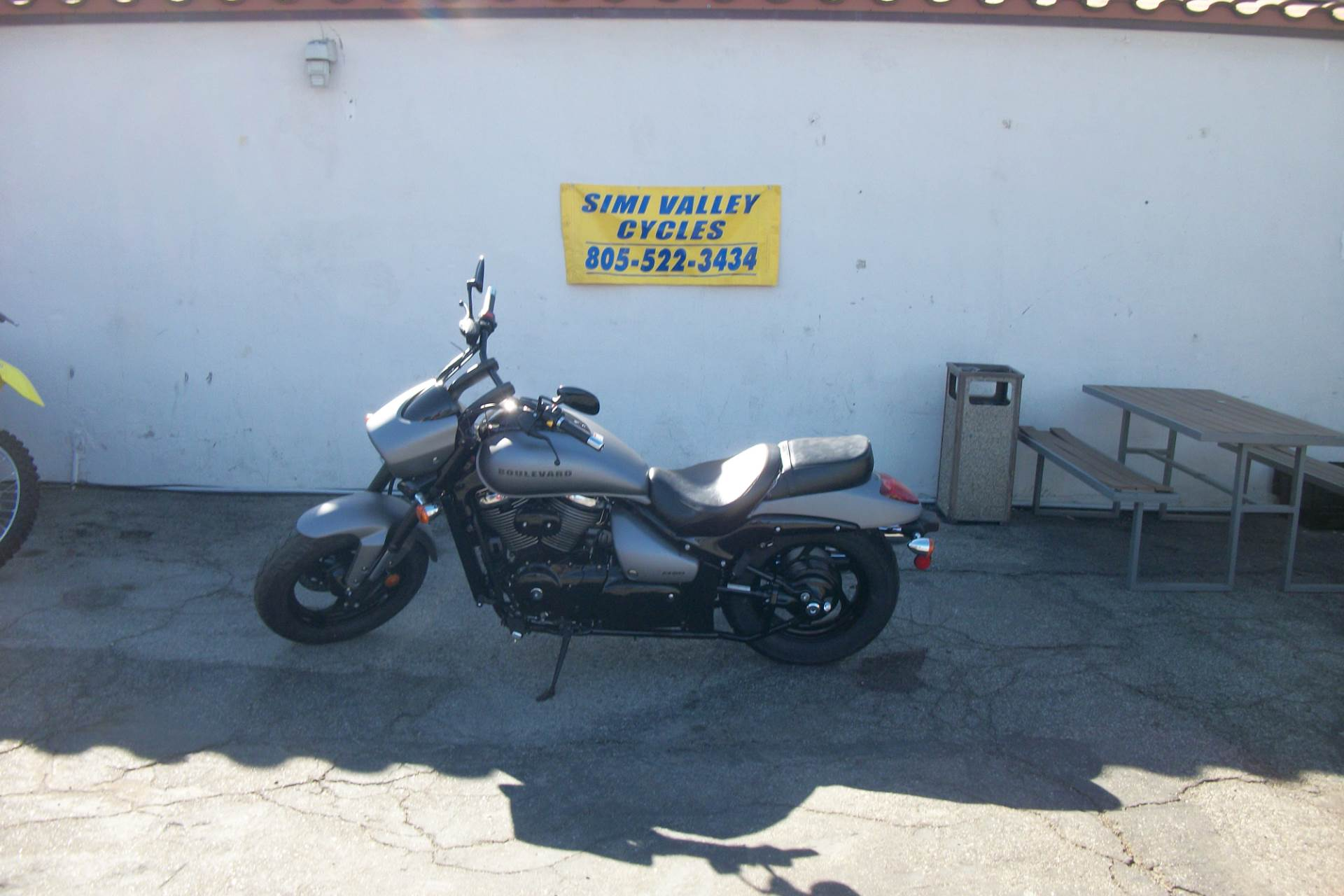 2019 Suzuki Boulevard M50 in Simi Valley, California - Photo 1