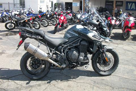 2018 Triumph Tiger 1200 XCa in Simi Valley, California