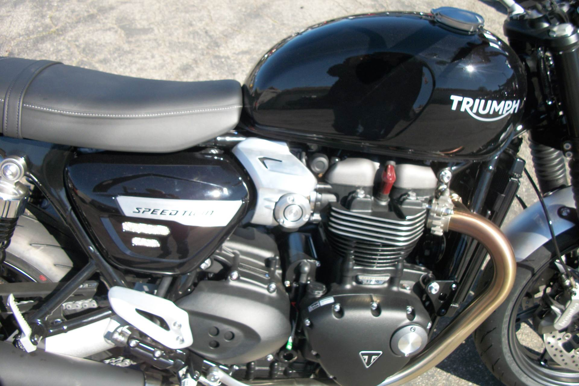 2019 Triumph Bonneville Speed Twin in Simi Valley, California - Photo 5