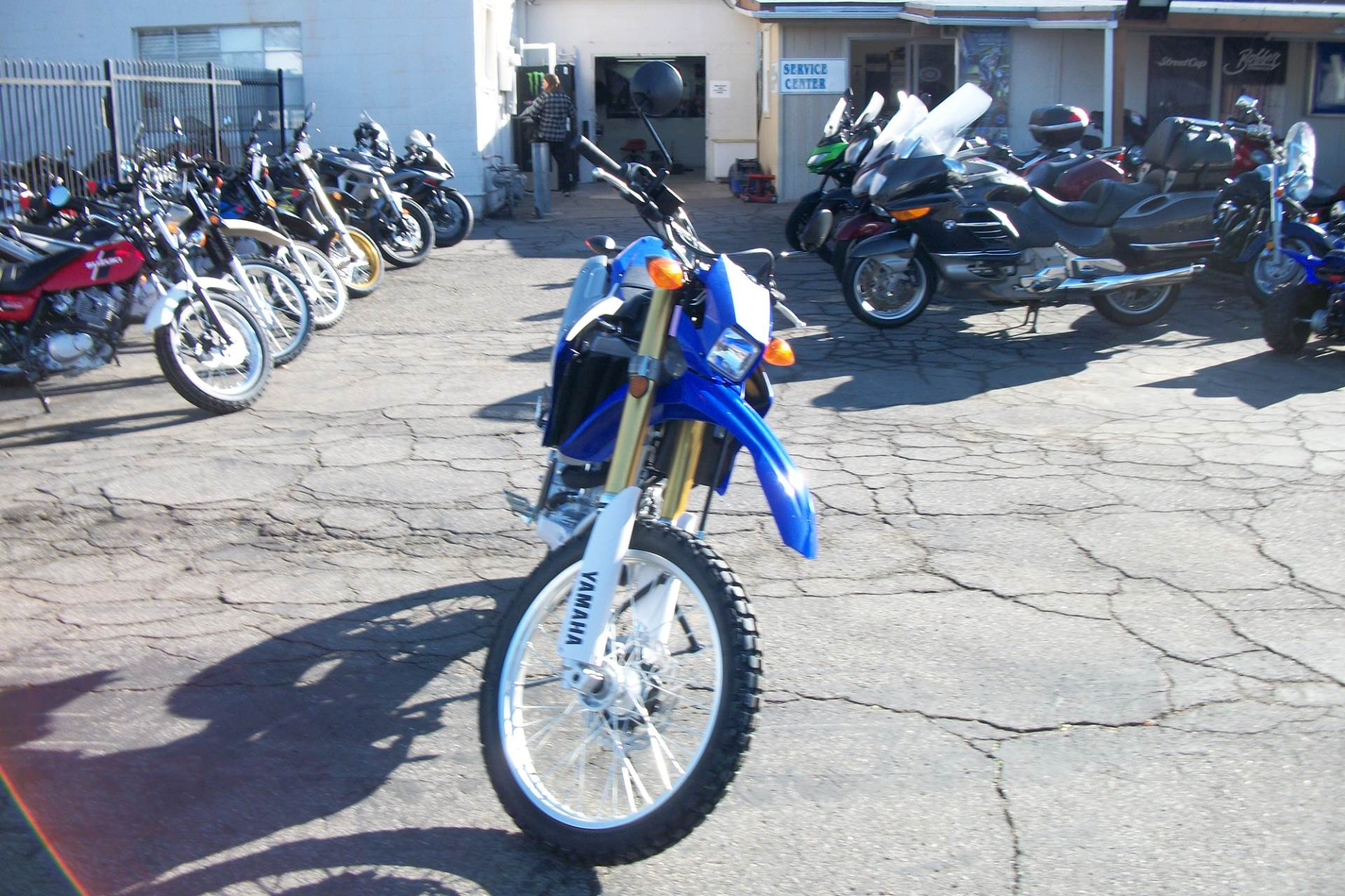 2019 Yamaha WR250R in Simi Valley, California - Photo 3