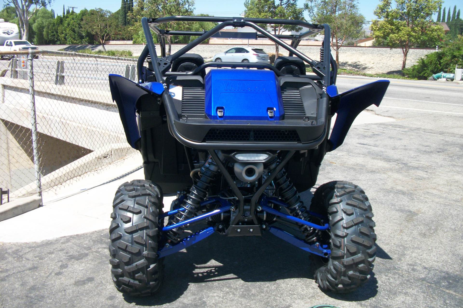 2019 Yamaha YXZ1000R SS SE in Simi Valley, California - Photo 4