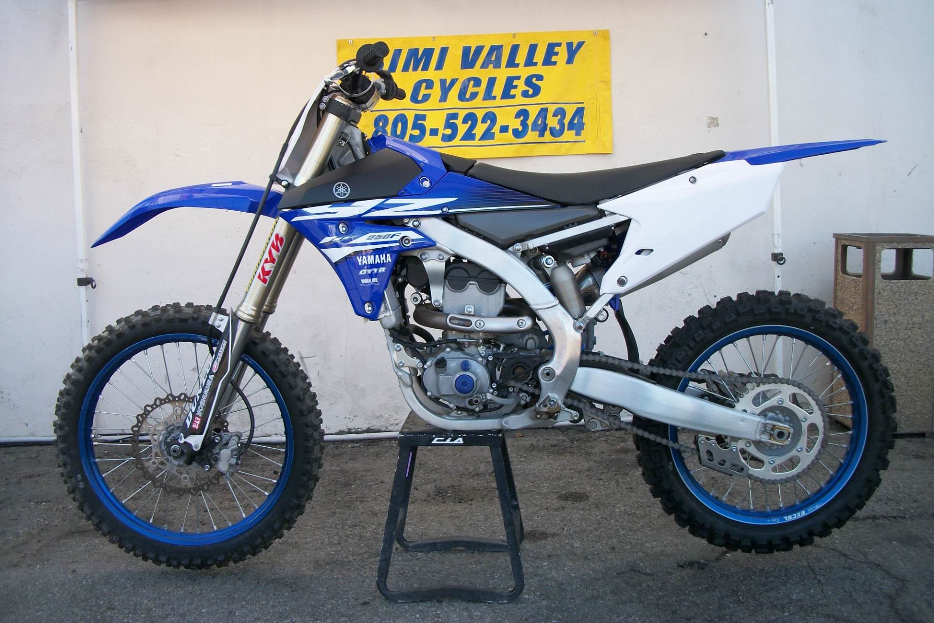 2018 Yamaha YZ250F in Simi Valley, California - Photo 2