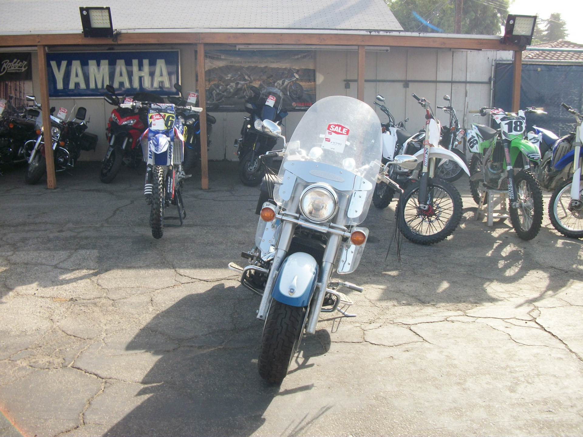 1996 Yamaha ROYAL STAR 1300 V-4 in Simi Valley, California - Photo 3