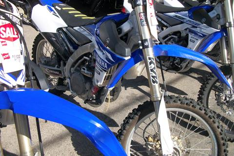 2014 Yamaha YZ450F in Simi Valley, California