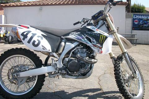2009 Yamaha YZ450F in Simi Valley, California