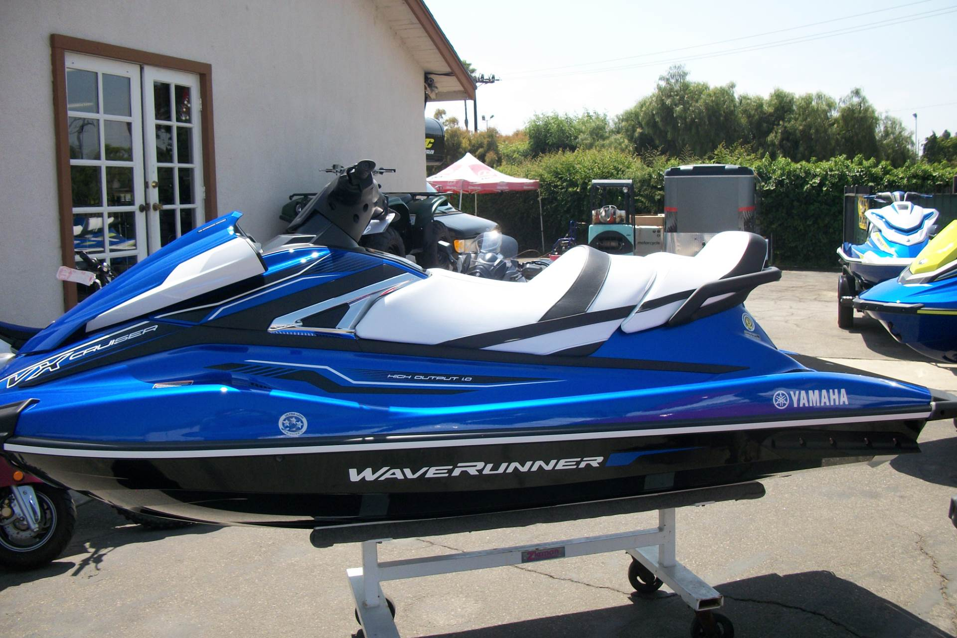 2019 Yamaha VX Cruiser in Simi Valley, California - Photo 2