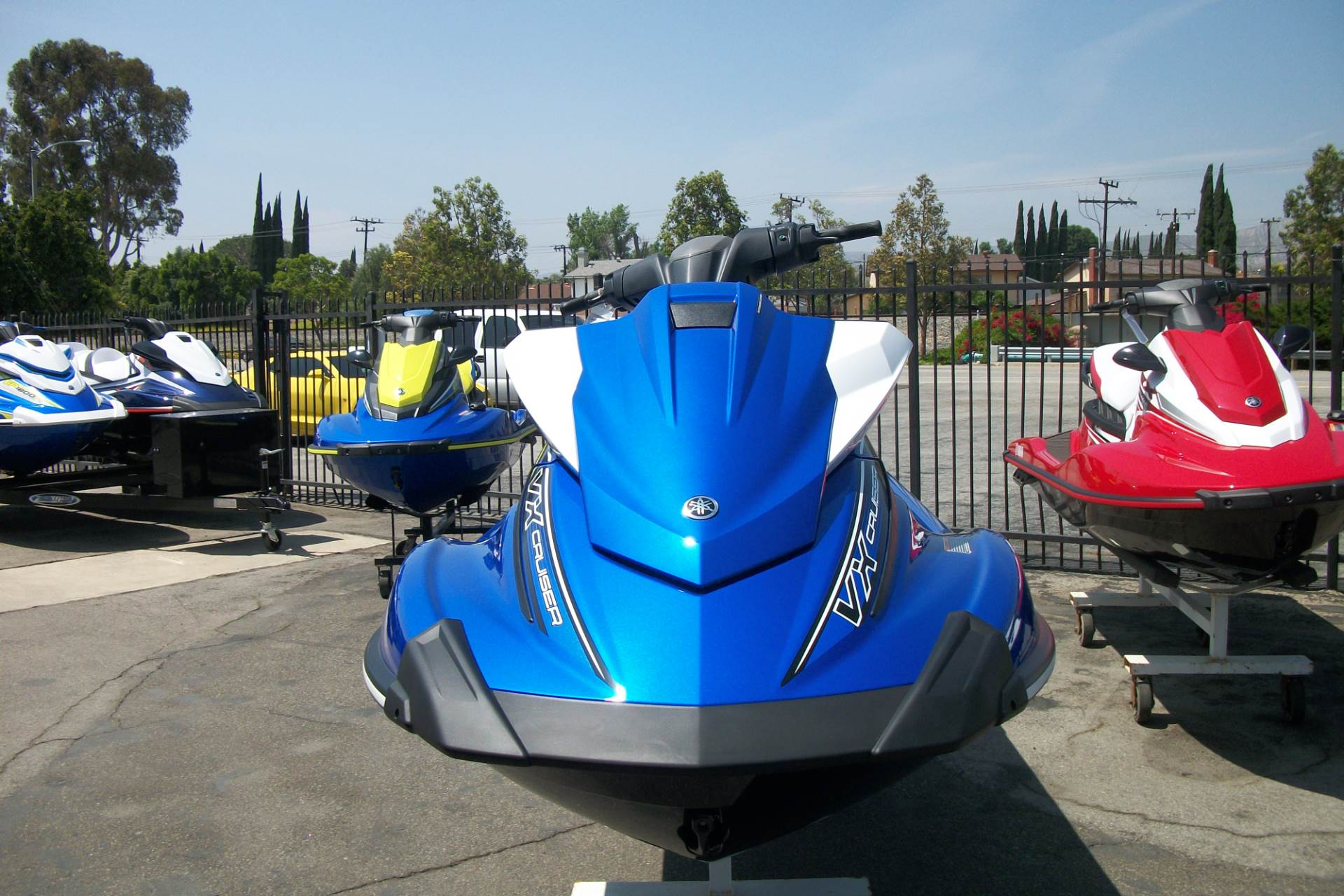 2019 Yamaha VX Cruiser in Simi Valley, California - Photo 3