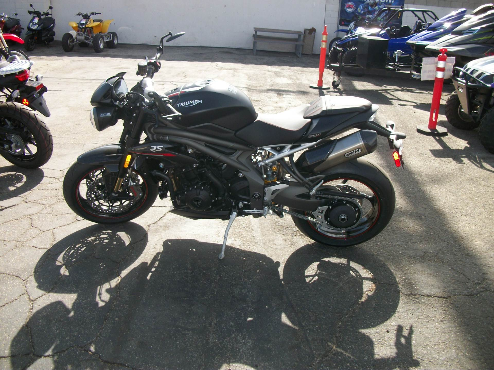 2019 Triumph Speed Triple RS in Simi Valley, California - Photo 3