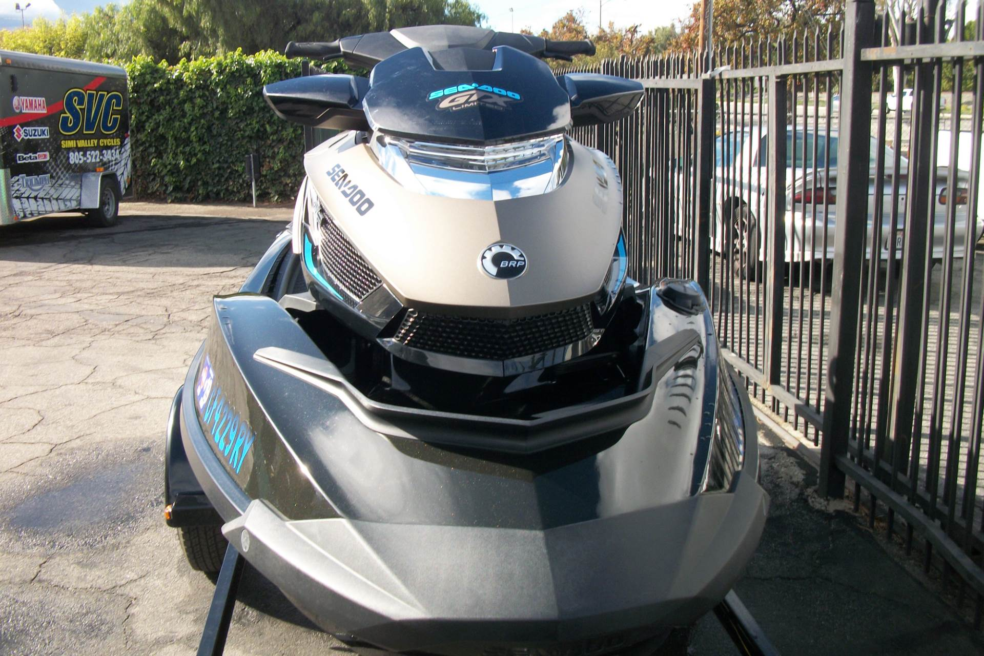 2017 Sea-Doo GTX Limited S 260 in Simi Valley, California