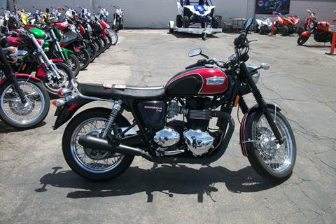 2014 Triumph Bonneville T100 in Simi Valley, California